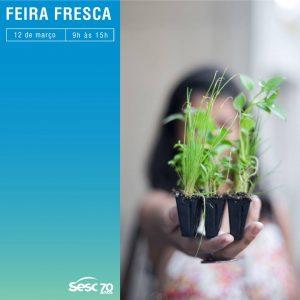 Feira Fresca Especial SESC Palladium
