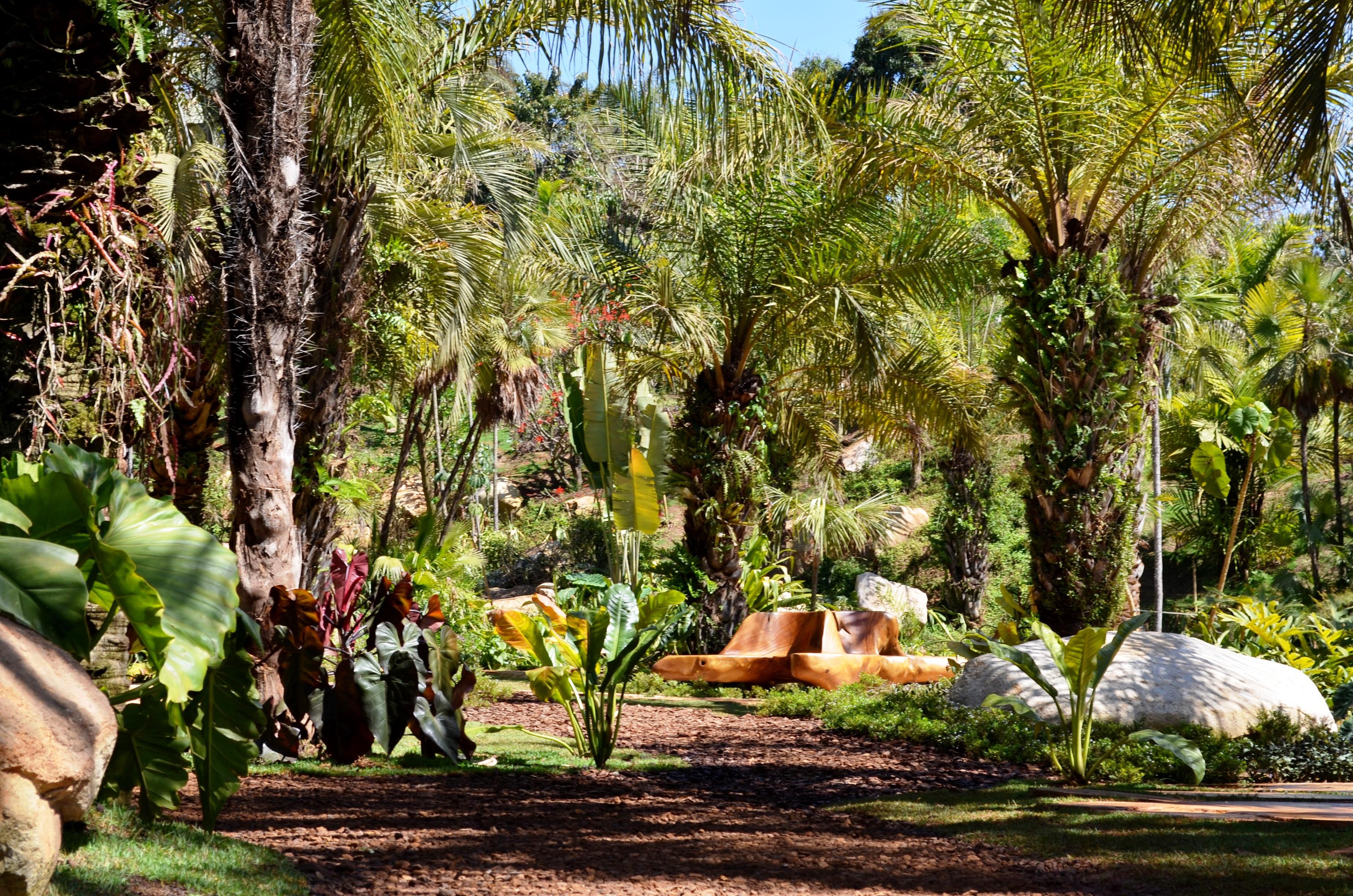 Jardim Veredas Inhotim