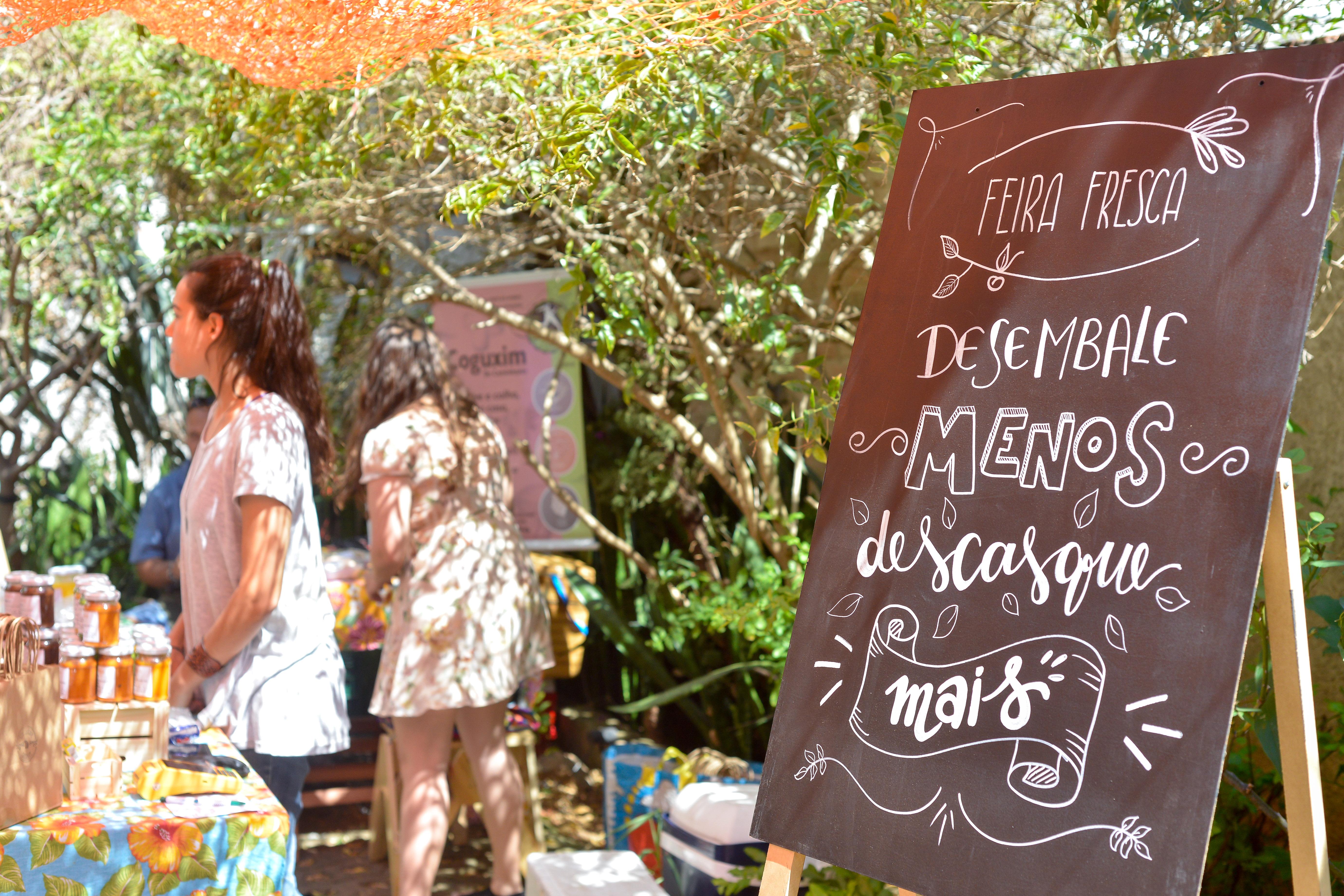 Cavalete Feira Fresca na Vila211