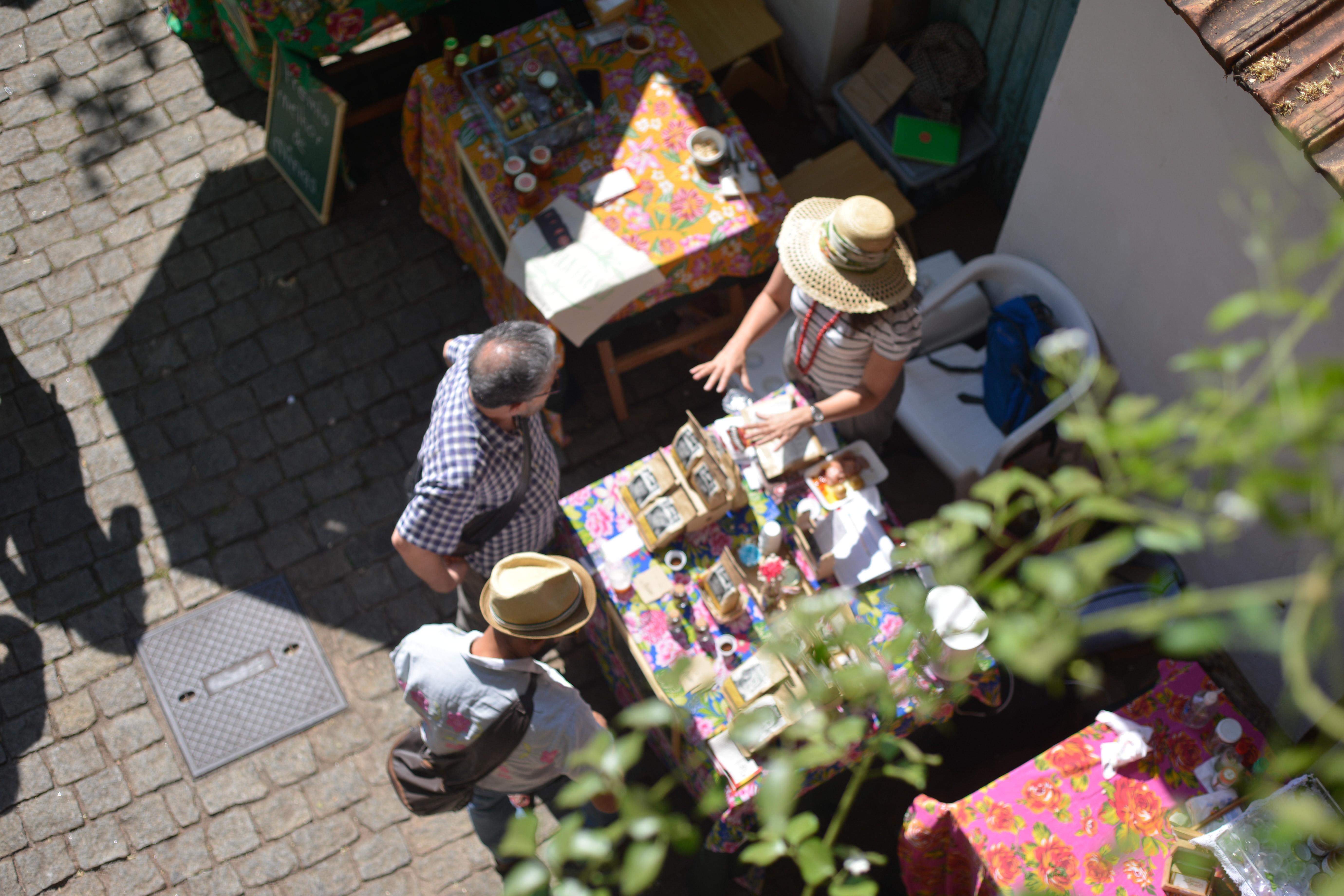 Café Abraço na Feira Fresca Vila211