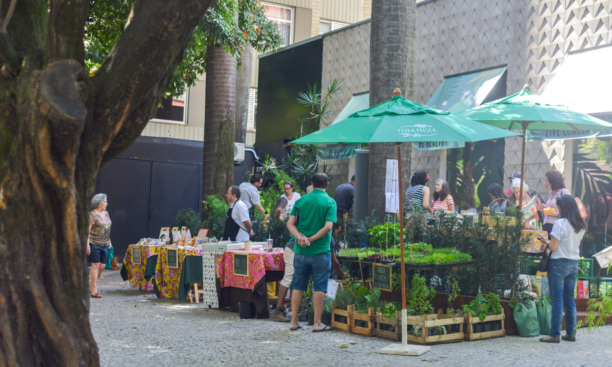 Feira Fresca Green Up Savassi