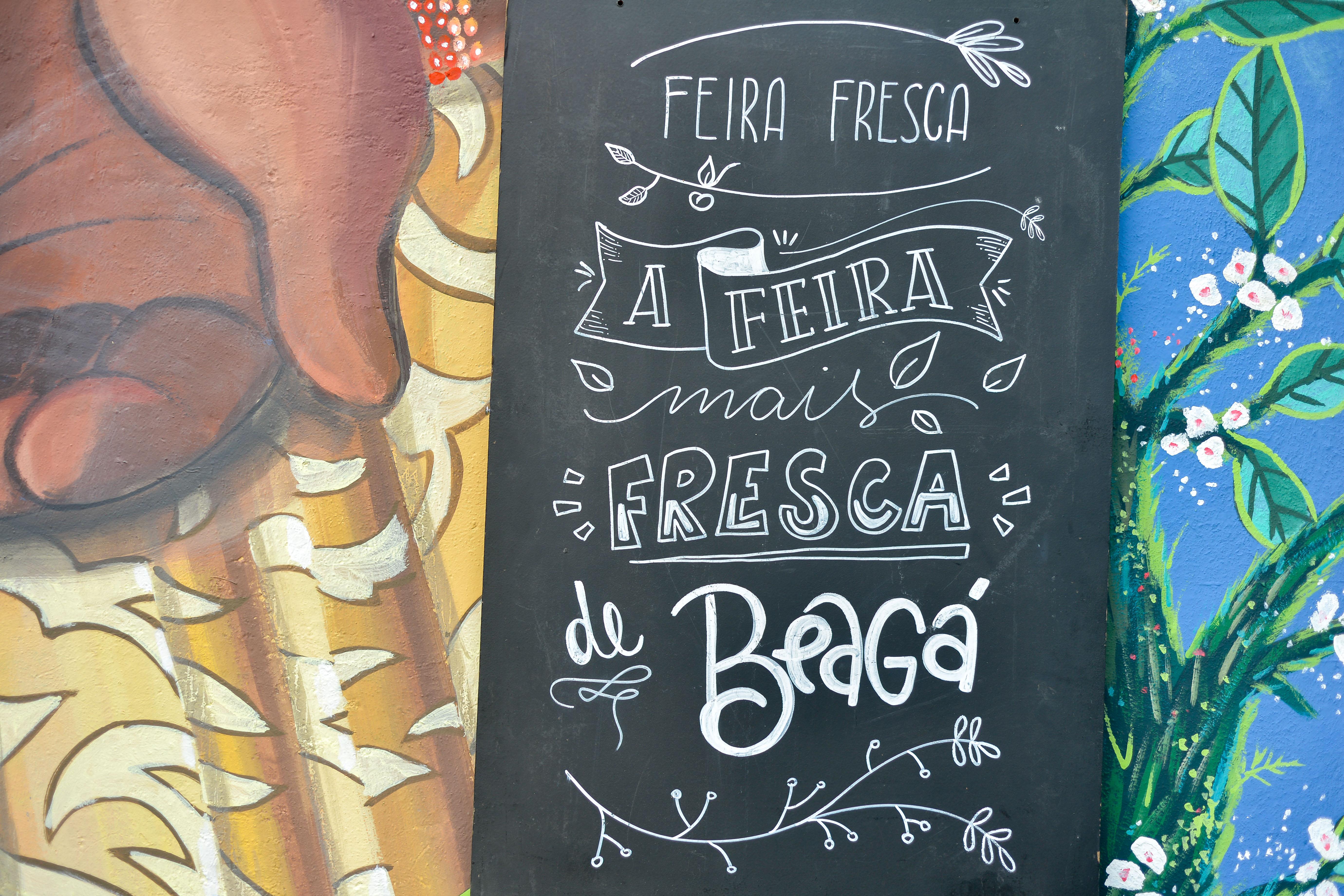 Feira Fresca a feira mais fresca de Beagá