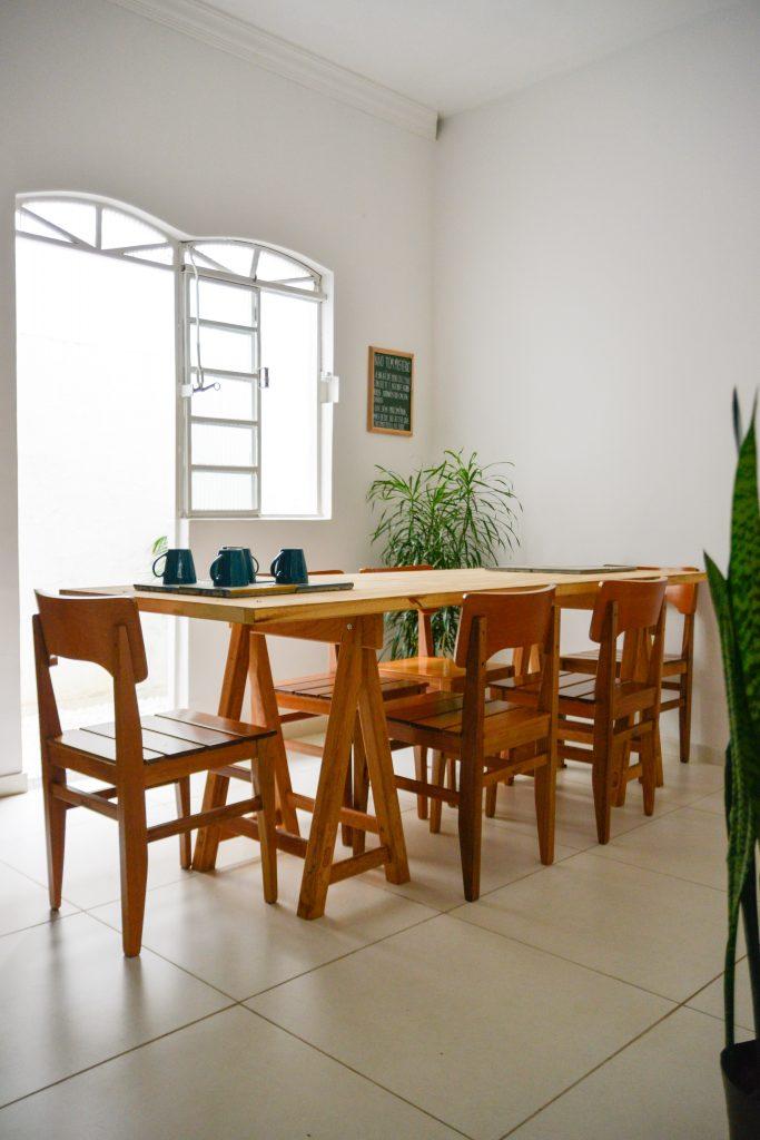 Sala de Reunião Casa Fresca