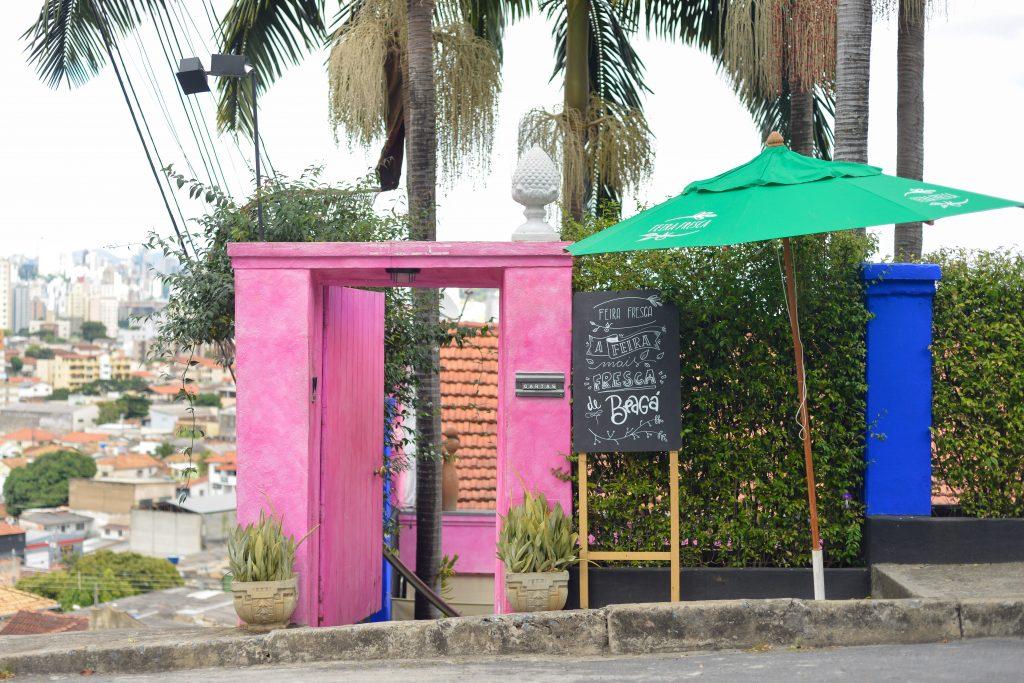 Feira Fresca Casa Rosa do Bonfim