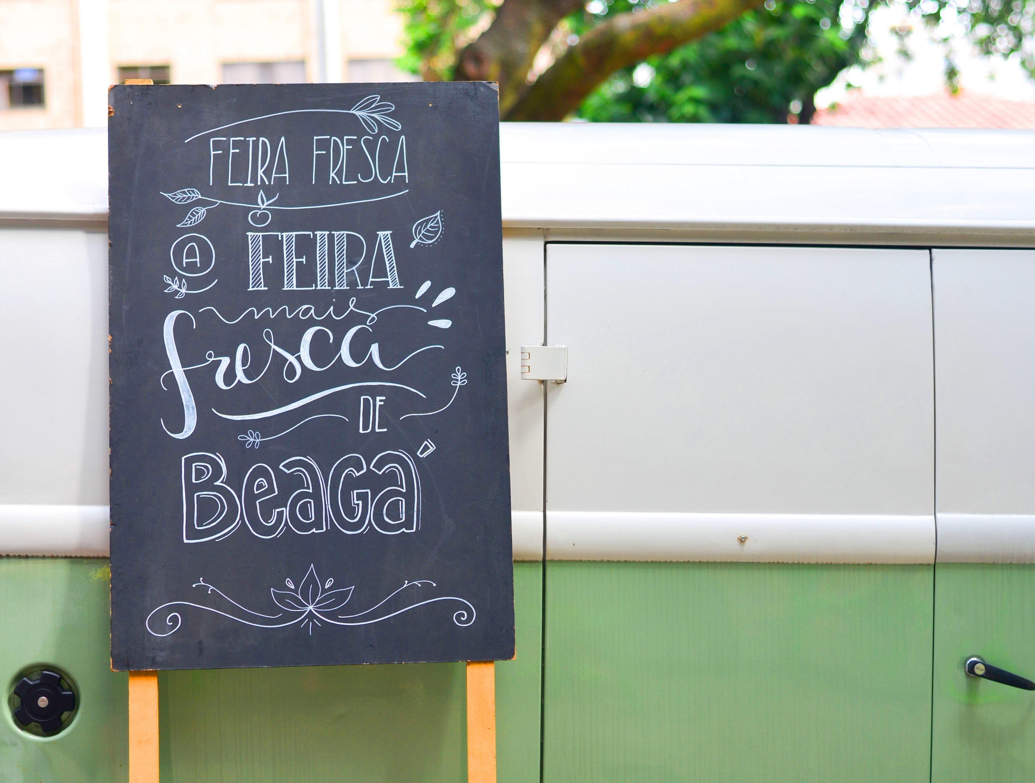 Kombi Feira Fresca - A Fresca mais Fresca de Beagá