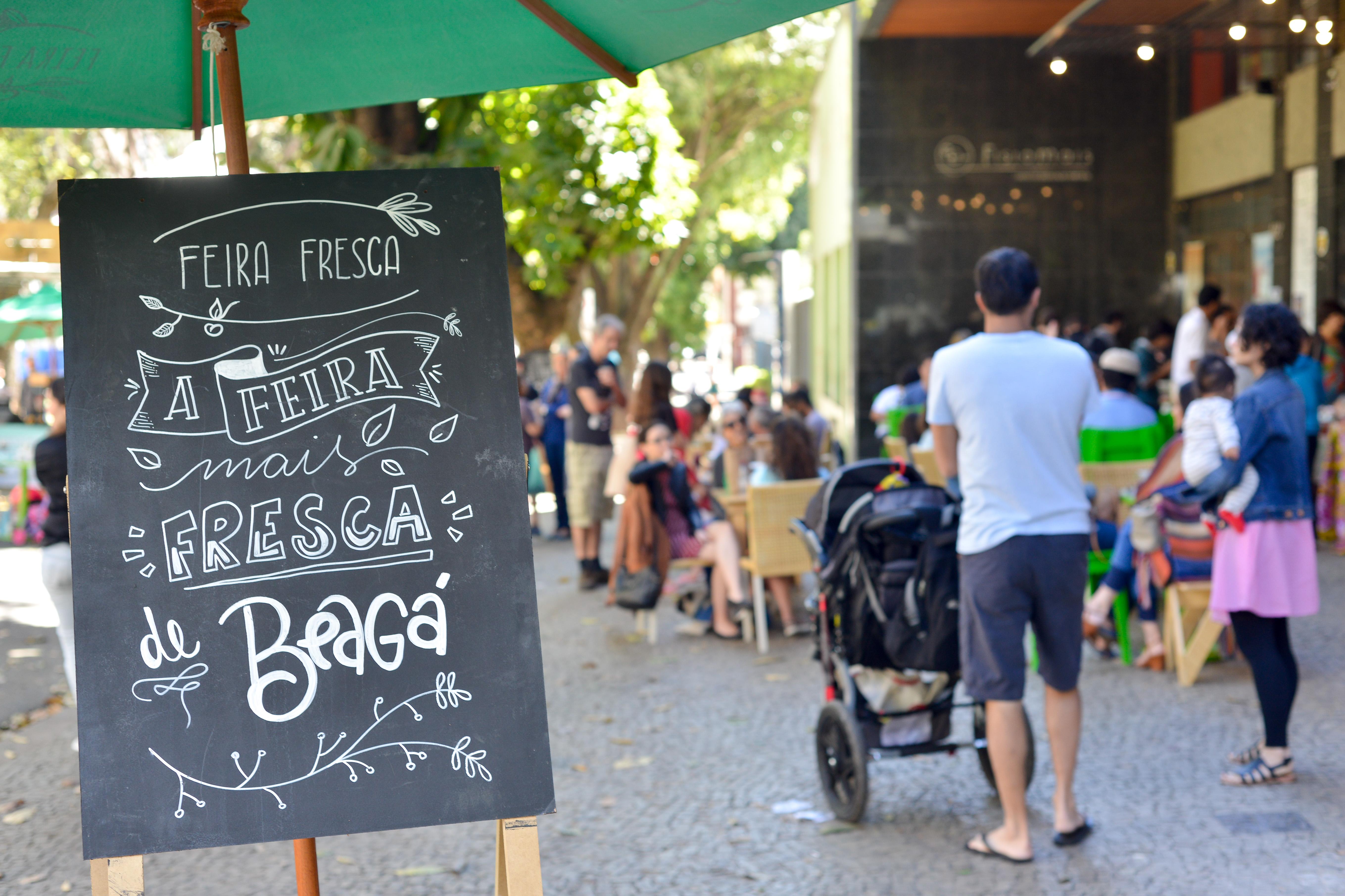 Feira Fresca a Feira Mais Fresca de Beagá - Spiral com Café